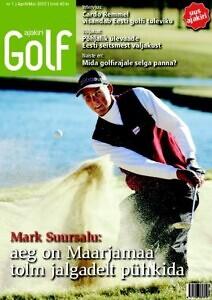 Ajakiri Golf 2007 #01