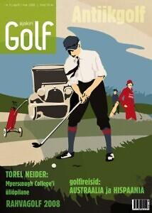 Ajakiri Golf 2008 #05