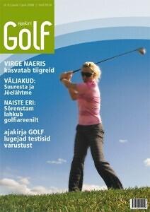 Ajakiri Golf 2008 #06