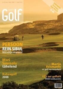 Ajakiri Golf 2008 #08