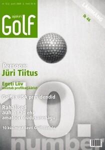 Ajakiri Golf 2009 #10