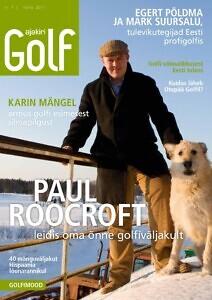 Ajakiri Golf 2011 #1