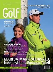 Ajakiri Golf 2011 #5