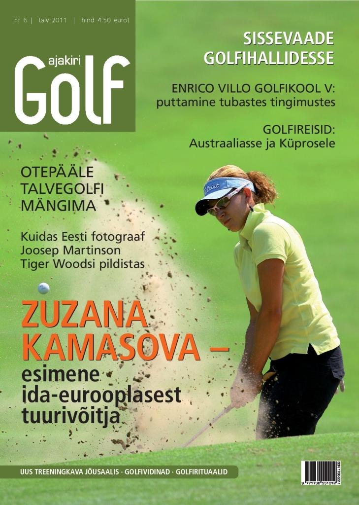 Ajakiri Golf 2011 #6