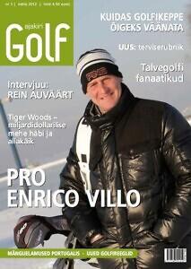 Ajakiri Golf 2012 #1