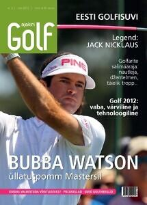 Ajakiri Golf 2012 #2