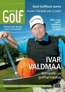 Ajakiri Golf 2012 #3