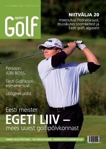 Ajakiri Golf 2012 #4