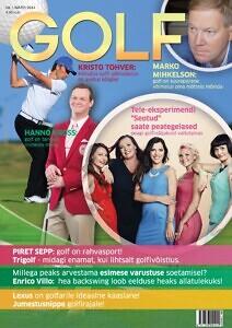 Ajakiri Golf 2014 #1