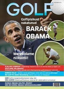 Ajakiri Golf 2014 #3