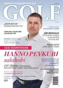 Ajakiri Golf 2017 #2