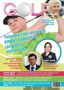 Ajakiri Golf Talv eri 2014-2015