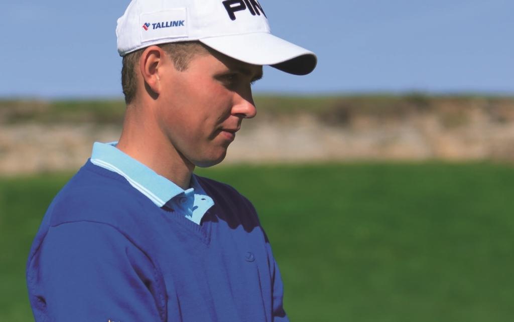 Mark Suursalu tegi Eesti golfiajalugu!