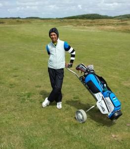 Tai juurtega Joonas Juan Turba igatseb Eesti noorte golfikoondisesse