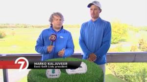 Golfirubriigis võistlevad omavahel Eesti parim ja maailma parim golfimängija