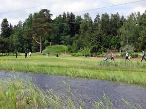 VIRUMAALE! Ojasaare kutsub maale golfama