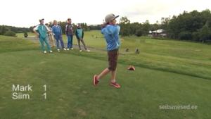 Golfirajal võistlevad Eesti tulevikulootused