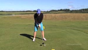 Mida peab silmas pidama, et sooritada ideaalne golfi avalöök