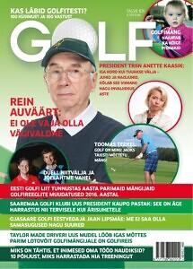 Ajakiri Golf Talve eri 2015-2016