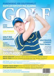 Ajakiri Golf 2016 #1