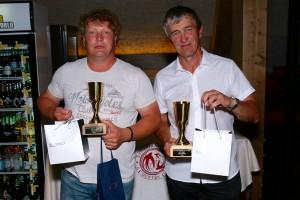 EGCC Golf Marathon by SEIKO 2016 võitjad Joel Adul ja Juhan Kolk