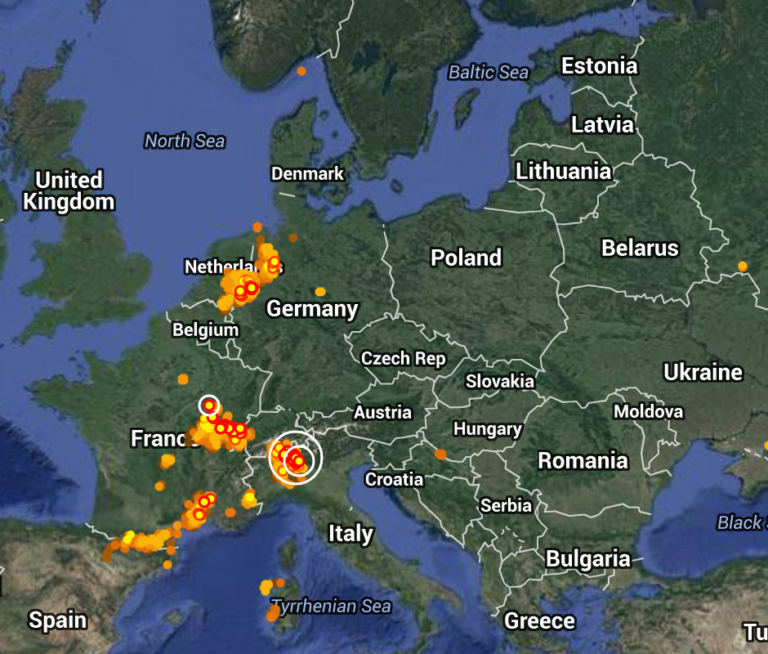 Lightningmaps