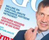 AJAKIRI GOLF SOODSALT! 15. septembrini saab Eesti golfiajakirja kätte poolmuidu
