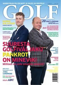 Ajakiri Golf 2017 #1
