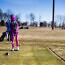 Rocca al Mare Kooli õpilane uurib golfarite mängupinge taset
