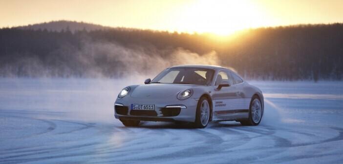 Golf X Studio ootab nädalavahetusel Tartu stuudiosse Porsche sõiduelamust loosima