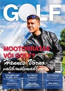 Ajakiri Golf 2017 #3