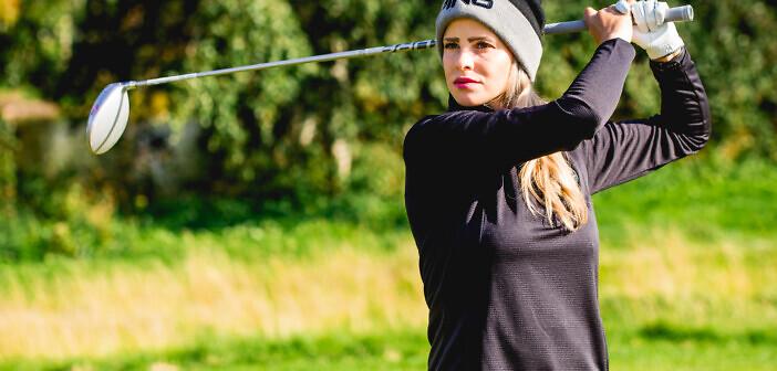 Näitlejannast golfitar Gerli Rosenfeld: golfi mängides tunnen, et nüüd on minu aeg