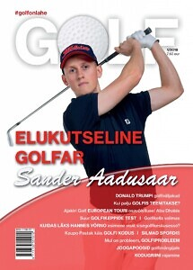 Ajakiri Golf 2018 #1