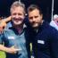 Jamie Dornan näitab, kuidas golfiväljakul riietuda