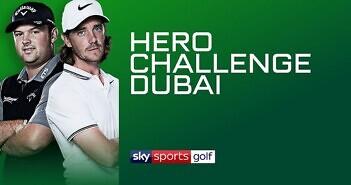 VIDEO! Stenson võitis Dubai Hero Challenge'i