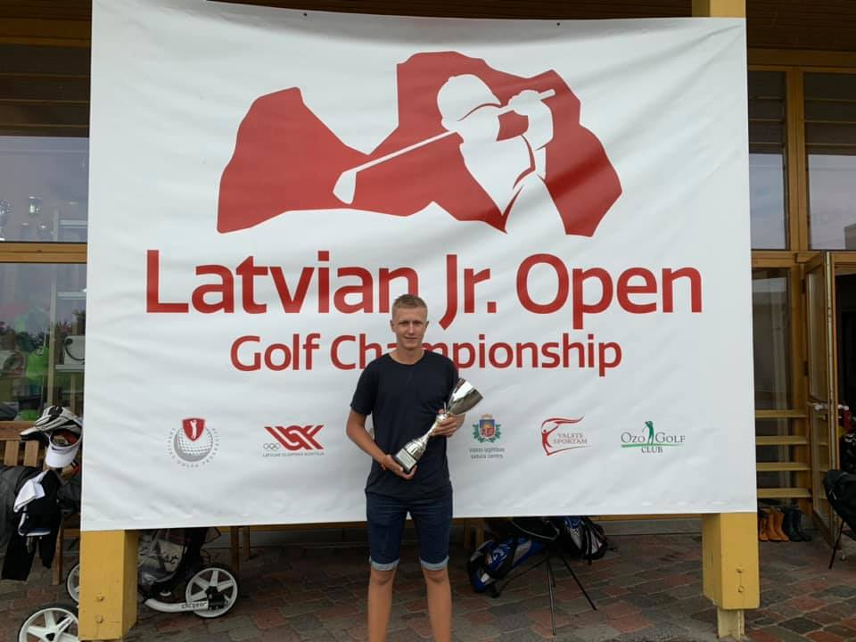 Eestlased võidutsesid Läti juunioride meistrivõistlustel