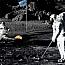 Video! Kuidas Kuu peal golfi mängiti