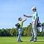 Lapsed golfi mängima! Algavad Saaremaa Golfikooli lastetreeningud