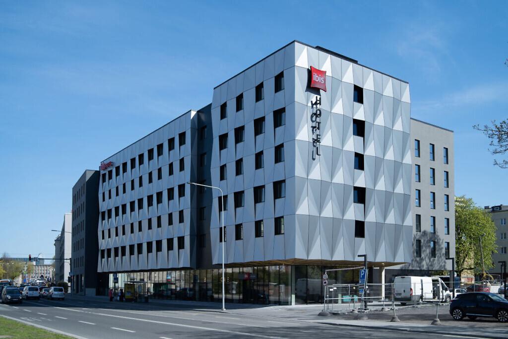 ibis Tallinn Center