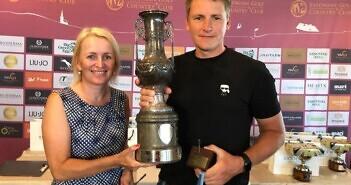 EGCC Trophy võitsid Janar Toomesso ja Anneli Esken